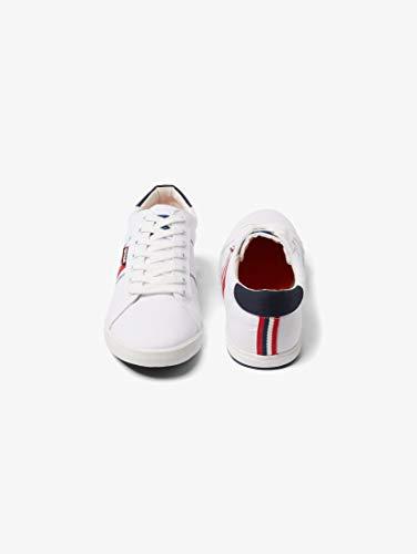 80605 Sneaker, Weiß (White 00002), 43 EU ()