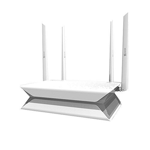 EZVIZ Vault Plus, NVR (Netzwerk-Videorecorder) der zweiten Generation, Unterstützt max. 6 TB mit 2 TB eingebauter Festplatte, 4 integrierte Netzwerkschnittstellen, Zugriff auf max. 8 Kameras, Dualband-WLAN, Drahtlose Reichweite bis 100 m, Remote-Wiedergabe, One-Touch-Zugriff
