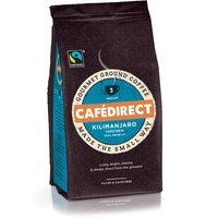 Cafe Direct Kilimanjaro Ground Coffee FCR0004 by Cafedirect PLC