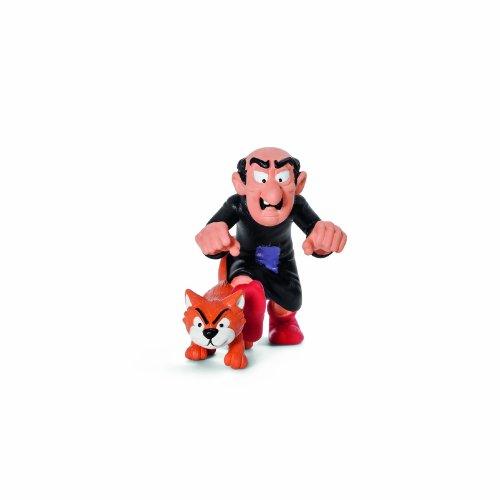Schleich 20759 – Spielzeugfigur Gargamel und Azrael