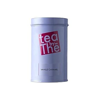 THÉ VANILLE ET CARAMEL, Thé Pu-Erh, fort en théine - TEA BY THE