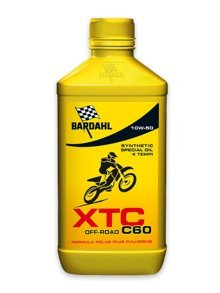 BARDAHL XTC C60 OFF-ROAD 10W50 CONF 1 LT.