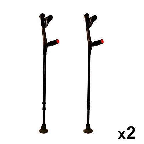 KMINA - Muletas KMINA COMFORT Pack de 2
