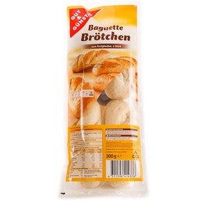 Gut & Günstig Baguette Brötchen 300g