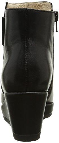 Jb Martin - Zelba, Stivali classici alla caviglia Donna Noir (Veau Gibson Noir)