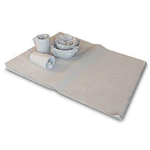 10 kg Packseide 50 x 75 cm grau, Seidenpapier Polsterpapier Geschirrpapier Packpapier tissue paper thumbnail