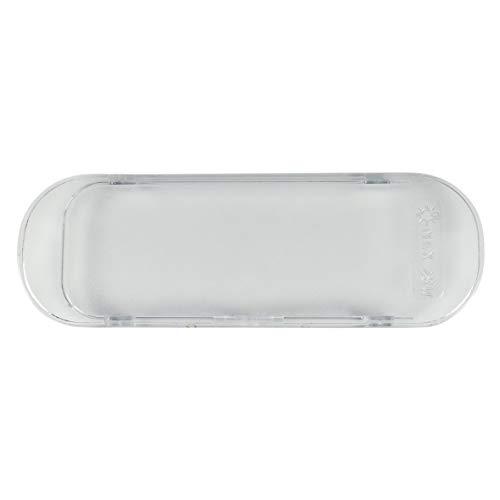 Alno Electrolux 5025379000 5025379000/5 ORIGINAL Lampenabdeckung Lampenschirm Leuchte Schutz Deckel Abdeckung Blende für Dunstabzugshaube