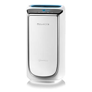 Rowenta Intense Pure Air PU4020F0 Purificador de aire, hasta 60 m² con sensores del nivel de contaminación, 4 niveles de filtración y tecnología NanoCaptur para sustancias contaminantes (B00V4KVET6) | Amazon Products