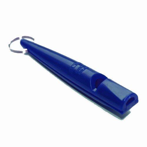 Acme Hundepfeife No. 211,5 | Original aus England | Ideal für die Hundeausbildung | Robustes Material | Genormte Frequenz | Laut und weitreichend (Baltic Blue)