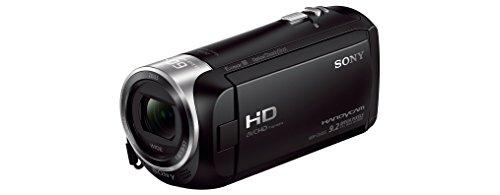 Sony-HDR-CX405-Videocamera-Handycam-Sensore-CMOS-Exmor-R-31-mm-Retroilluminato-Obiettivo-ZEISS-con-Zoom-Ottico-30x-Nero