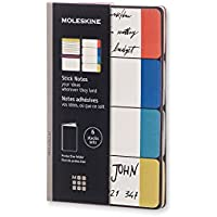 Moleskine Stick Notes Etichette Tascabile Semicolour