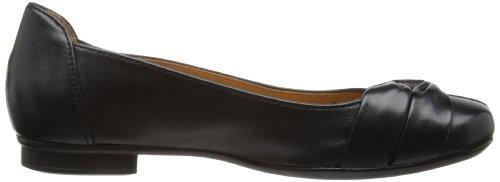 Gabor Shoes Gabor 6411127, Ballerine donna Nero (Schwarz)