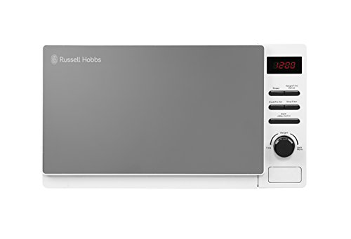 Russell Hobbs RHM2079A 20L Digital 800w Solo Microwave White