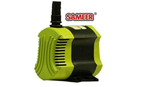 Sameer Submersible Cooler Pump For Desert Air Cooler,Aquariums,Fountains,18W  available at amazon for Rs.249