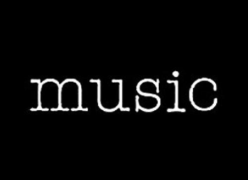 SELETTI 'Composition Music 5 Lettres Neon + Transformateur 01424 – 6 KV