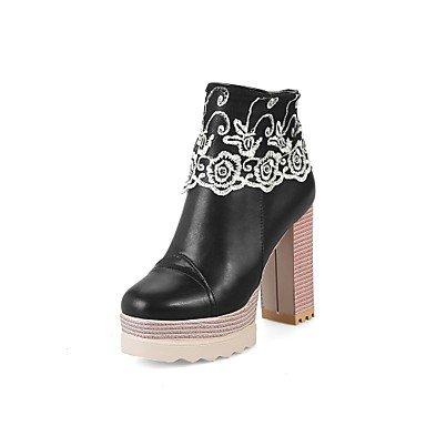 Chaussures de soirée automne à bout rond Casual femme jXX7vs4ly