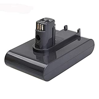 Flylinktech 22.2V 2000mAh Dyson DC44 Battery Replacement for Dyson DC35 DC44 DC31 DC34 (Not Fit Type B) 917083-01 Handheld Vacuum Cleaner