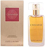 Cinnabar by Estee Lauder Eau de Parfum for Women, 50 ml