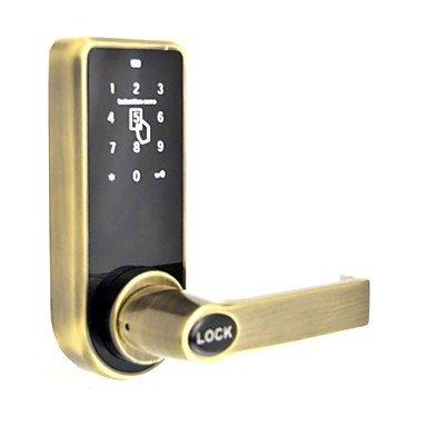 Preisvergleich Produktbild DL schlüssellosen elektronischen digitalen Türschloss, antique brass