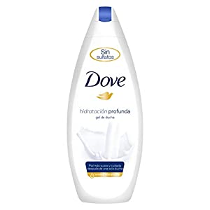 Dove Nutrición Intensa Gel de Ducha – 600 ml