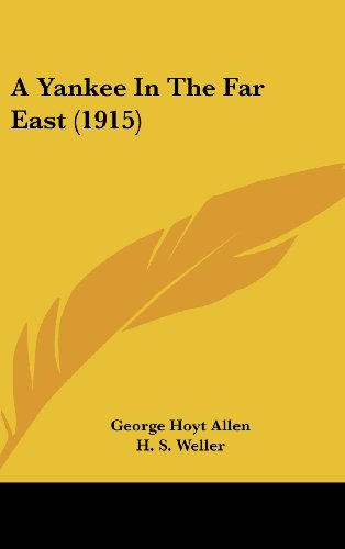 A Yankee in the Far East (1915)