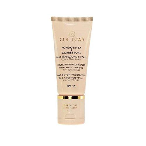 Collistar Fondotinta + Correttore Duo Perfezione Totale (SPF 15) - 30 ml.