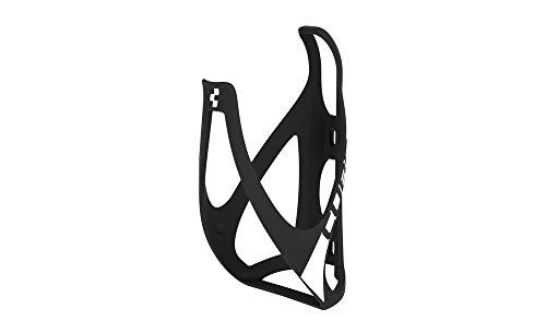 fahrrad schwarz matt Cube HPP Fahrrad Flaschenhalter Schwarz/weiß Matt