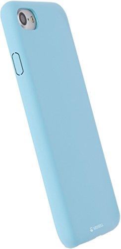 Krusell Bellö Schutzhülle in grau - für Apple iPhone 7 Hellblau