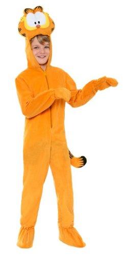 Garfield Kostüm - SMIFFYS Garfield Costume, Child