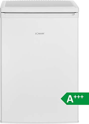 Bomann KS 2198 Kühlschrank / EEK A+++ / 97 L Kühlen / 12 L Gefrieren / 90 kWh/Jahr / Weiß