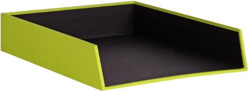 Rössler 1335452320 - S.O.H.O. Ablagekorb für DIN A4, stapelbar, limette