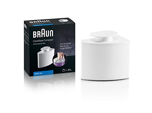 Braun BRSF001 Anti-Kalkfilter (für Dampfbügelstationen Typ CareStyle Compact IS2043/2044)