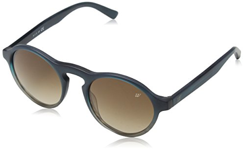 Web eyewear we0129_92g, occhiali da sole unisex adulto, blu, 49