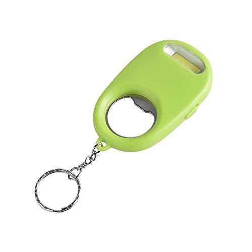 Dtuta Tragbare Ultra-Mini-Lampe Cob-Taschenlampe SchlüSselanhäNger Mit FlaschenöFfner Kompakt Und Praktisch