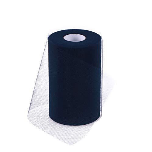 SUPVOX Tüll Rollen Spezielle Farbe für Hochzeit Tischläufer Stuhl Schärpe Bogen Tutu Rock Nähen (Hochzeiten Stuhl Für Bögen)