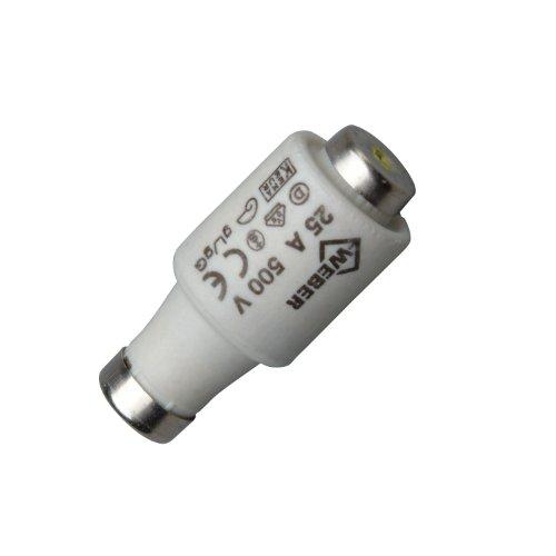 Kopp 325500089 DIAZED-Sicherungseinsatz, 500-250 V -
