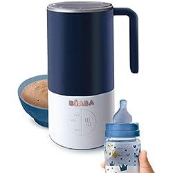 Béaba, Milk Prep, Préparateur de Biberons/Boissons Lactées, Bleu