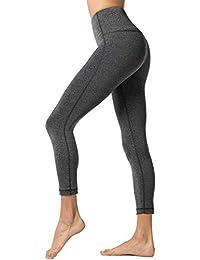 e51cb7a6cc Lapasa High Waist Leggings Yoga Pants Women's Running Tights Sport Leggings,  Plus Size, With