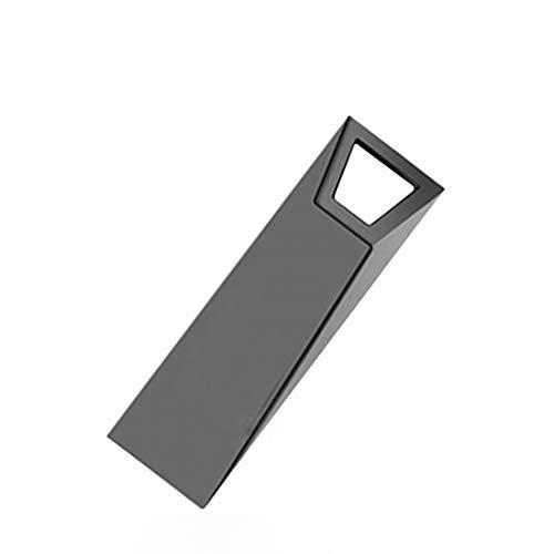Preisvergleich Produktbild Jiuyizhe USB 3.0-Flash-Laufwerk Memory Stick USB-Stick,  High Speed 60M / s (Capacity : 128GB,  Color : Black)