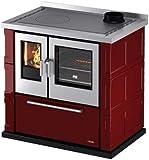 Cucina CADEL Kook 87 cucina a legna da libera installazione 6915029C neutra piano in vetroceramica