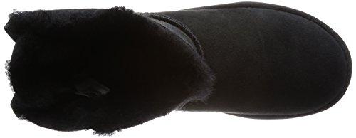 UGG Australia Mini Bailey Bow, Homme Noir