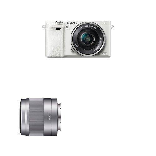Sony Alpha 6000: ILCE6000LW + Sony SEL50F18