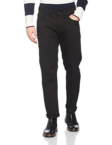 hattric pour homme Noir Jeans 688605 Black - schwarz (09)