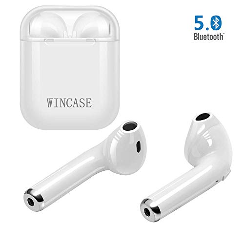 Auriculares Bluetooth, Auriculares de Bluetooth, Auriculares / audífonos con Bluetooth, Compatibles con todos los dispositivos Bluetooth, Señal fuerte y estable,, Calidad de sonido mejorada