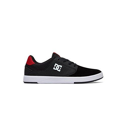 DC Shoes Plaza TC S - Skate Shoes - Skateschuhe - Männer - EU 45 - Schwarz