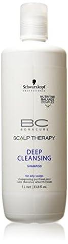 Schwarzkopf - BC Bonacure Shampooing deep cleansing purifiant - 1000