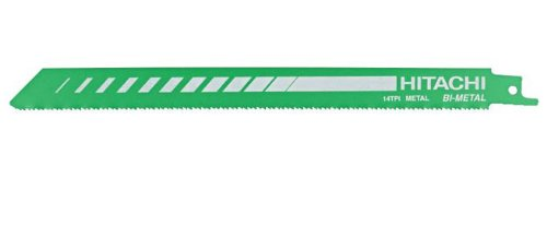 Preisvergleich Produktbild Hitachi Tigersägeblatt 225 mm,BiM,14TPI (VE = 5 Stück)