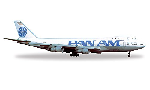 pan-am-boeing-747-100-test-colors-modelo-de-avion-modelo-collector-escala-1-500-blanco-herpa