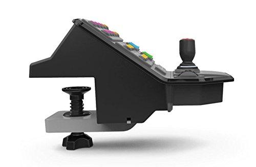 Logitech G PC SAI Farm Sim Vehicle Side Panel -  Sistema de Control para simuladores,  Color Negro