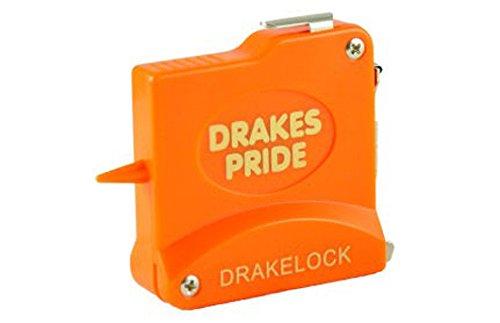 Drakes Pride Orange 10m ruban drakelock Mètre en acier Bols/mesure * * * * * * * * * * * * * * * *